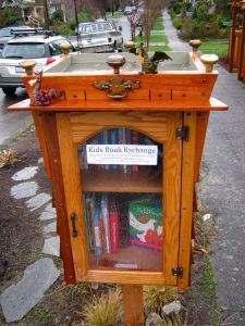 Kids' Book Exchange